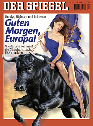 United europe my gospel workers redeeming the time for Magazin der spiegel